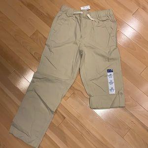 ✏️BOGO Boys Children's Place tan slim pants -sz 10